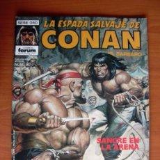 Cómics: LA ESPADA SALVAJE DE CONAN, Nº 89 - EDICIONES FORUM. Lote 103575167