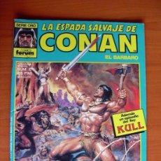 Cómics: LA ESPADA SALVAJE DE CONAN, Nº 87 - EDICIONES FORUM. Lote 103576143