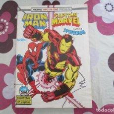 Cómics: IRON MAN CAPITAN MARVEL Nº 58. Lote 103581915