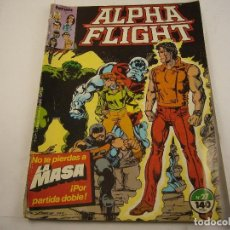 Cómics: ALPHA FLIGHT - NÚMERO 27. Lote 103581923