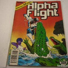 Cómics: ALPHA FLIGHT 38. Lote 103583807