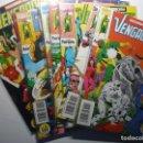 Cómics: LOTE LOS VENGADORES - FORUM - JOHN BYRNE.. Lote 103605935