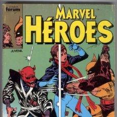 Cómics: MARVEL HÉROES 6 7 8 9 10 RETAPADO. Lote 103608319