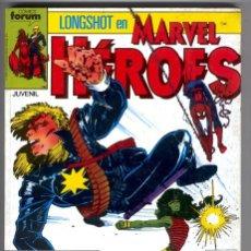 Cómics: MARVEL HÉROES 16 17 18 19 20 RETAPADO. Lote 103609639
