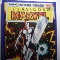 Cómics: CLASICOS MARVEL : ESPECIAL VERANO - FORUM (1989).. Lote 103609843