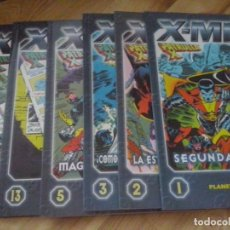 Cómics: LOTE COMICS COLECCIONABLE PATRULLA X X-MEN FORUM PLANETA AGOSTINI. Lote 103767847
