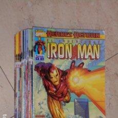 Cómics: IRON MAN VOL. 4 COMPLETA 25 NUMS. - FORUM OFERTA. Lote 103777223