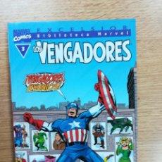 Cómics: BIBLIOTECA MARVEL VENGADORES #3. Lote 103779755