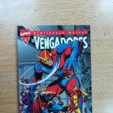 Cómics: BIBLIOTECA MARVEL VENGADORES #8. Lote 103779859