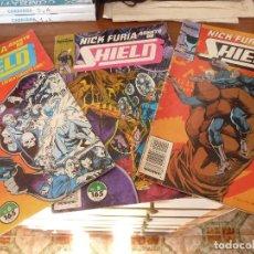 Cómics: (XM)NICK FURIA Nª:3,5 Y 6-COMICS FORUM EDICION-1990.. Lote 103835827