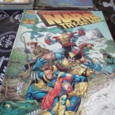 Cómics: APRENDE A DIBUJAR COMICS MARVEL TRY OUT BOOK X MEN 1. Lote 103842006