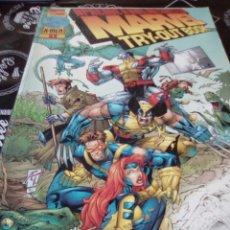 Cómics: APRENDE A DIBUJAR COMICS MARVEL TRY OUT BOOK X MEN 1. Lote 103842052