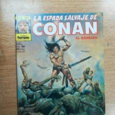 Cómics: ESPADA SALVAJE DE CONAN VOL 1 #160. Lote 103843319