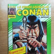 Cómics: ESPADA SALVAJE DE CONAN VOL 1 ESPECIAL PRIMAVERA 1988. Lote 103843391
