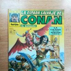 Cómics: ESPADA SALVAJE DE CONAN VOL 1 #140. Lote 103843427