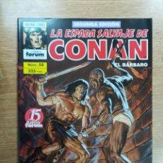 Cómics: ESPADA SALVAJE DE CONAN VOL 1 #58 SEGUNDA EDICION. Lote 103843631