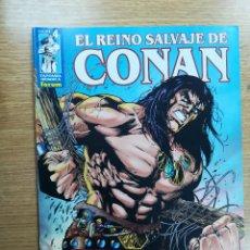 Cómics: REINO SALVAJE DE CONAN #4. Lote 103844963