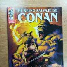 Cómics: REINO SALVAJE DE CONAN #15. Lote 103845019
