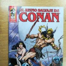 Cómics: REINO SALVAJE DE CONAN #19. Lote 103845171