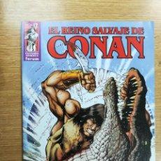 Cómics: REINO SALVAJE DE CONAN #17. Lote 103845227