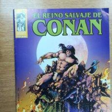 Cómics: REINO SALVAJE DE CONAN #14. Lote 103845379