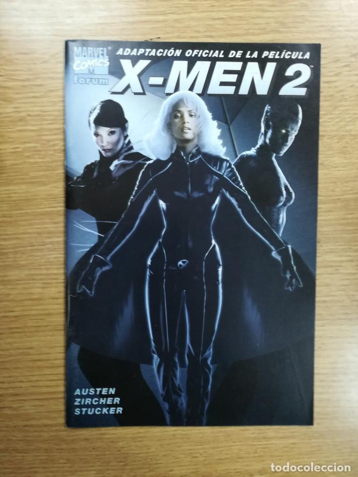 X-MEN 2 ADAPTACION OFICIAL DE LA PELICULA (Tebeos y Comics - Forum - X-Men)