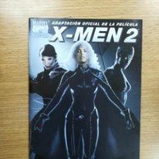 Cómics: X-MEN 2 ADAPTACION OFICIAL DE LA PELICULA. Lote 103846887