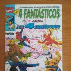 Cómics: LOS 4 FANTASTICOS 133 PENÚLTIMO NÚMERO. CONTIENE AMAZING SPIDERMAN 375 2ª HISTORIA. Lote 103847459