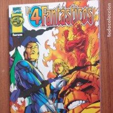 Cómics: LOS 4 FANTASTICOS ONSLAUGHT TOMO ESPECIAL DE FORUM. Lote 103859827