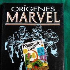 Cómics: ORIGENES MARVEL - THE FANTASTIC FOUR Nº 1-5 - STAN LEE-JACK KIRBY - FORUM . Lote 103873455