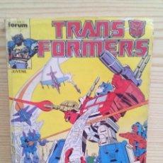Cómics: TRANSFORMERS RETAPADO - NUMEROS 36,37,38,39,40 - FORUM. Lote 103938319