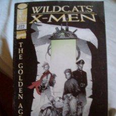 Cómics: WILDCATS X MEN THE GOLDEN AGE CROSS OVER LOBEZNO MARVEL COMICS FORUM TRAVIS CHAREST. Lote 104008411