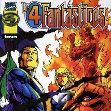 Cómics: LOS 4 FANTÁSTICOS: ESPECIAL ONSLAUGHT - TOMO FORUM.. Lote 104010695