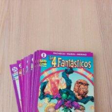 Cómics: LOS 4 FANTÁSTICOS V4 PACHECO COMPLETO. Lote 104030643