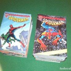 Cómics: BIBLIOTECA MARVEL SPIDERMAN NºS 1 AL 36. Lote 104068763