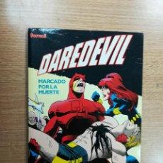 Cómics: DAREDEVIL MARCADO POR LA MUERTE (OBRAS MAESTRAS #12). Lote 104098519