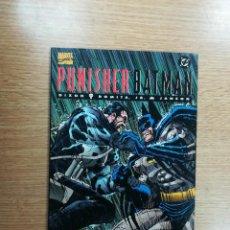 Cómics: PUNISHER BATMAN DEADLY KNIGHTS. Lote 104098667