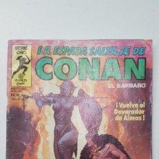 Cómics: LA ESPADA SALVAJE DE CONAN EL BARBARO 44. Lote 104123775