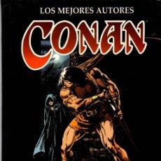 Cómics: CONAN. LOS MEJORES AUTORES Nº 3. ALFREDO ALCALÁ. AÑO 1996. Lote 104125444