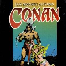 Cómics: CONAN. LOS MEJORES AUTORES Nº 1. JOHN BUSCEMA. AÑO 1996. Lote 104126280