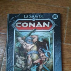 Cómics: LA SAGA DE CONAN - Nº 14 - EL DESIERTO DE LA MUERTE - EDITORIAL PLANETA. Lote 104177455