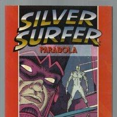 Cómics: SILVER SURFER: PARÁBOLA, 1999, FORUM, MUY BUEN ESTADO. STAN LEE, MOEBIUS. Lote 145693570