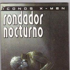 Cómics: ICONOS X MEN RONDADOR. Lote 104250947