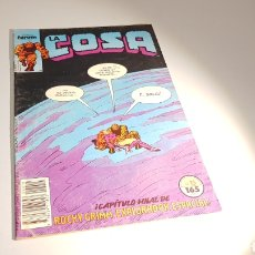 Cómics: LA COSA 15 FORUM. Lote 104255124