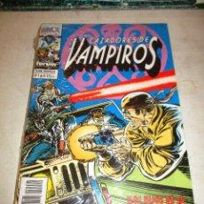 Cómics: COLECCION COMPLETA CAZADORES DE VAMPIROS- 9 EJEMPLARES. Lote 104271779