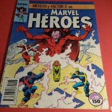 Cómics: MARVEL HEROES 28 EN BUEN ESTADO FORUM. Lote 104279044