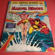 Cómics: MARVEL HEROES ESPECIAL INVIERNO EN BUEN ESTADO FORUM. Lote 104279446