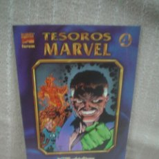 Cómics: TESOROS MARVEL # 4 - LOS 4 FANTÁSTICOS: LOS AÑOS PERDIDOS / 2. Lote 104297911