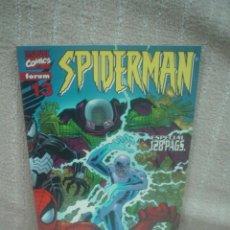 Cómics: SPIDERMAN # 13 - EL REGRESO DE LOS 6 SINIESTROS - ESPECIAL 128 PÁGS.. Lote 104298867
