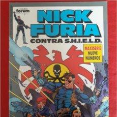Cómics: COMICS NICK FURIA N° 1. Lote 104439731
